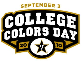 Black and gold attire encouraged on College Colors Day