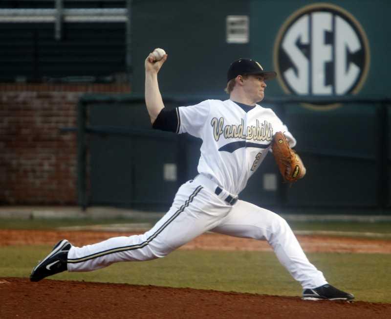 Vanderbilt tops South Carolina in SEC Tournament
