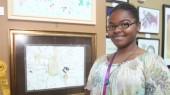 Employee art show winners announced