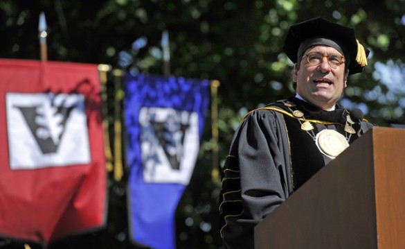 Video: Commencement 2012