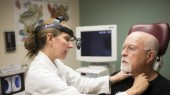 Photo: Head and neck cancer screening