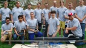 Aerospace Club wins NASA's Student Launch Challenge for third year in row