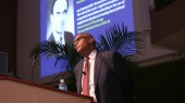 Myers delivers annual lecture inspired by Watkins' legacy