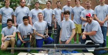 Vanderbilt Aerospace Club continues its winning ways at national rocket competition