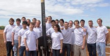Student rocketeers win fourth national championship in a row
