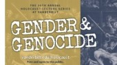 Holocaust Lecture Series ends Nov. 3 with panel on genocide and sexual violence
