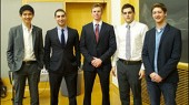 Business plan competition winners plan to take ideas to market