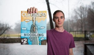 Senior starts innovative street paper