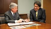 Tennessee statesman James Sasser donates papers to Vanderbilt