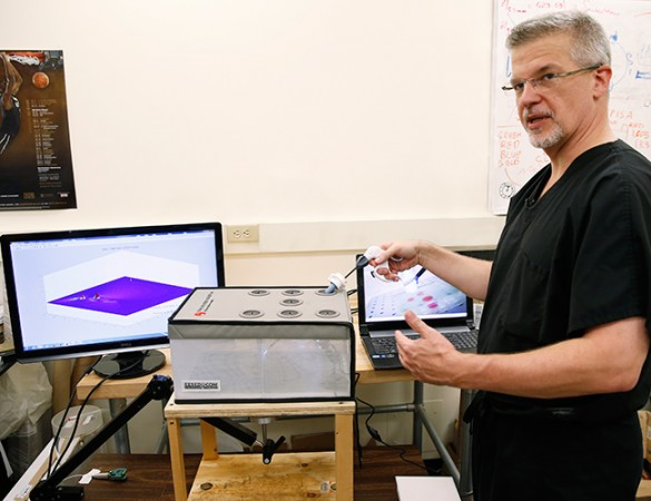 Herrell testing capsule