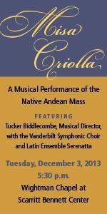Misa Criolla brochure