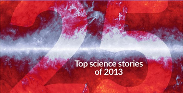 Science News Top 25 logo