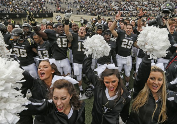 Watch Vandy Beat Kentucky and Make History