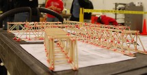 Media advisory: Local students put their bridge-building skill to the test