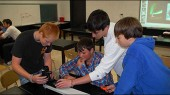 Vanderbilt Aerospace Club members fan Clay County students' interest in engineering