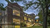 Alumni Hall earns LEED Gold certification