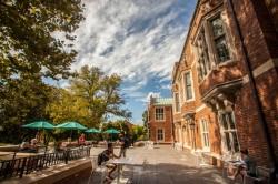Alumni Hall, home of the Graduate School. (Anne Rayner/Vanderbilt)