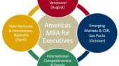 Top business schools launch Americas MBA program