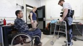 Paralyzed by accident, grad student engineers his future with exoskeleton