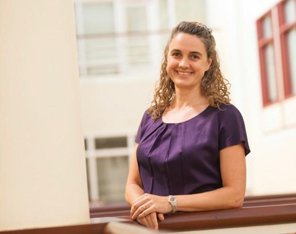 Anita Disney, assistant professor of psychology