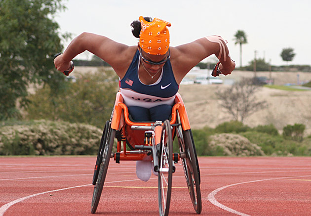 Forber-Pratt earned two bronze medals after participating in the 2008 Paralympic Games in Beijing, China, and the 2012 Paralympic Games in London.