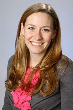 Anna Thomas (John Russell/VU)
