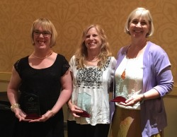 Arc Tennessee awards to VKC staff 2016