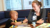 Program gives young patients creative outlet