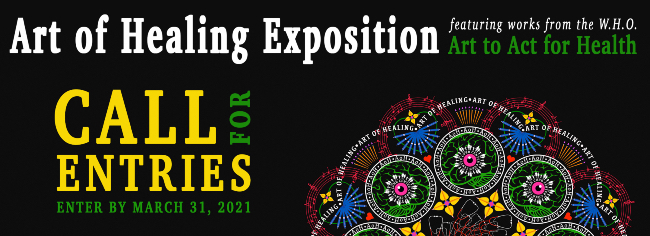 Art of Healing Exposition Call for Entries