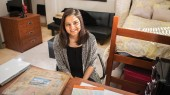 Asheeka Desai: Communication Studies Major and Head Resident, Hank Ingram House