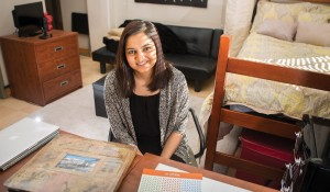 Asheeka Desai: Communication Studies Major and Head Resident, Hank Ingram House
