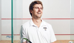 Austin Schiff, BA'12: The Virtues of Squash