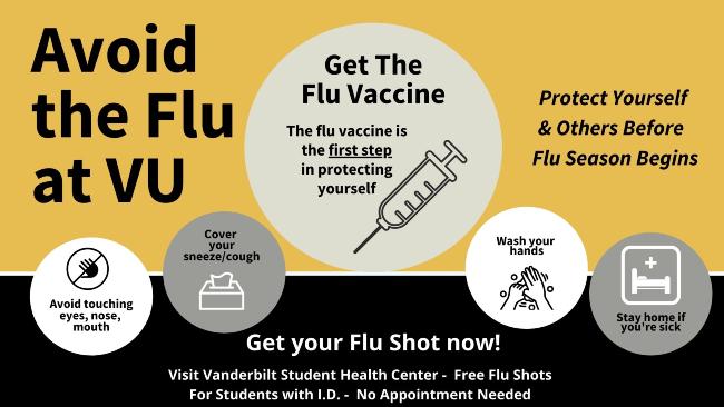 Avoid the Flu at VU