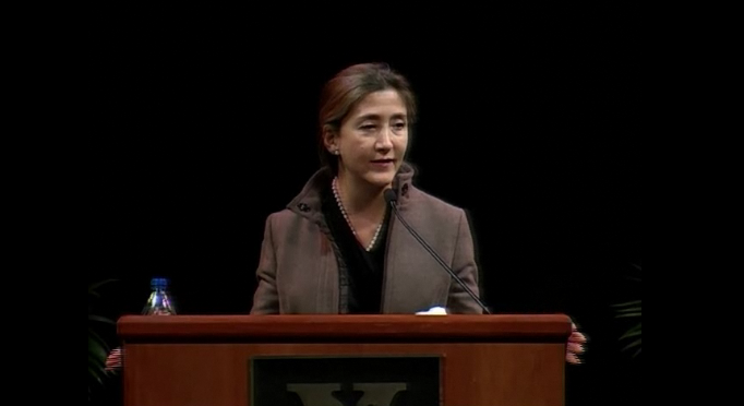 Video: Ingrid Betancourt talks about FARC