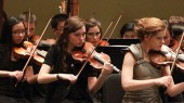 Auditions for Blair youth orchestra programs underway