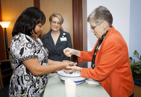 Photo: Blessing of Hands | Vanderbilt News | Vanderbilt ...