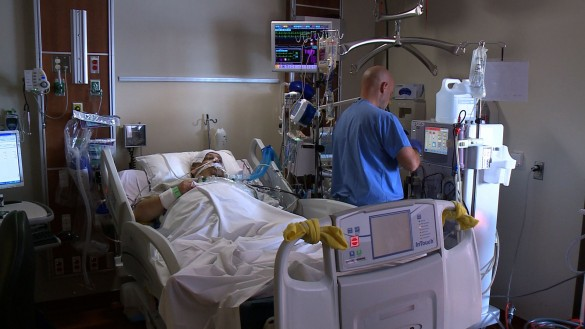 Long-term brain impairment too common after critical illness