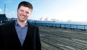 On Board: Brent Turner, MBA'99, charts a new course for alumni leadership