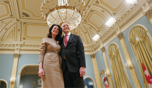From Vanderbilt to Vancouver, Bruce and Vicki Heyman tackle challenges as a team