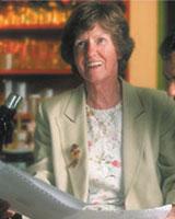Elaine Sanders Bush