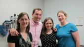 VUSMclinical care course lands award