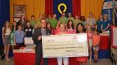 Children's Miracle Network Hospital Telethon raises more than $2.2 million