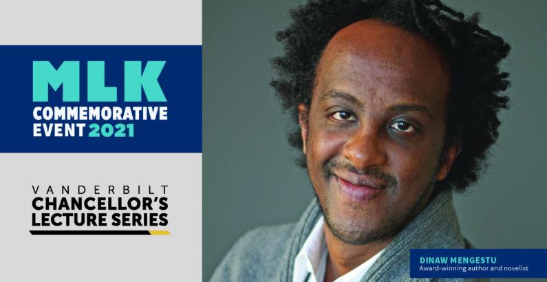Celebrated novelist Dinaw Mengestu challenges American exceptionalism in MLK Commemorative keynote