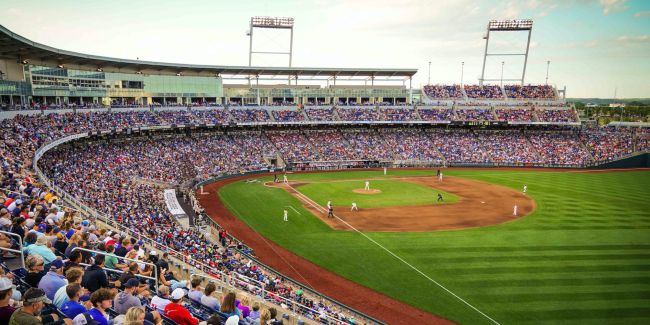 Vanderbilt faces Stanford today in elimination game at College World Series