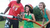 Camp Hope helps young burn patients on road to recovery