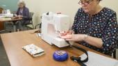 Sewing Club's efforts land volunteer award at Hands On Nashville event