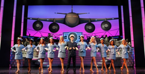 "Vanderbilt employees can get a discount on tickets to ""Catch Me If You Can"" at TPAC."