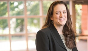 New faculty: Catherine Lee enjoys solving accounting puzzles