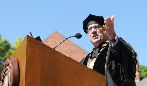 Chancellor to graduates: 'Lift others up'
