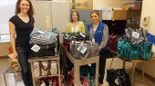 Dietitian and friends donate chemo care bags to VICC patients
